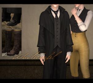 Старинные наряды, костюмы - Страница 3 Imag1719