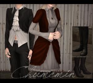 Старинные наряды, костюмы - Страница 3 Imag1720