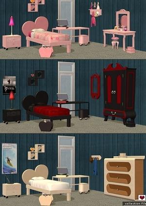 Комнаты для детей и подростков - Страница 8 Imag1800