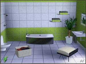 Ванные комнаты (модерн) Imag1900