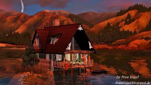 Плавучие, прибрежные дома - Страница 4 Imag2073