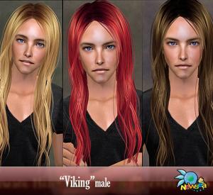 Мужские прически (длинные волосы) Imag2096