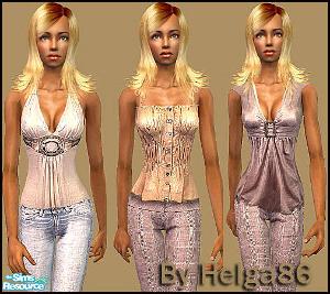 Повседневная одежда (комплекты с брюками, шортами) Imag2158
