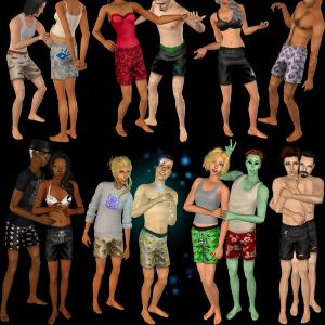 Нижнее белье, пижамы, купальники - Страница 5 Imag2193