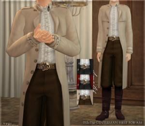 Старинные наряды, костюмы - Страница 3 Imag2392