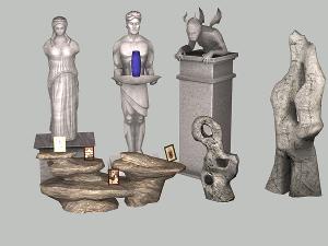 Фонтаны, статуи - Страница 3 Image117