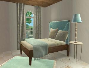 Спальни, кровати (модерн) - Страница 22 Image346
