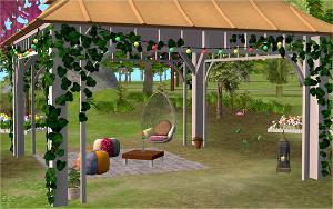 Дворовые объекты, строительный декор - Страница 5 Image457