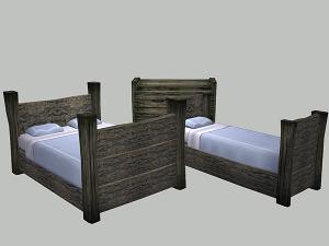 Спальни, кровати (деревенский стиль) - Страница 6 Image478