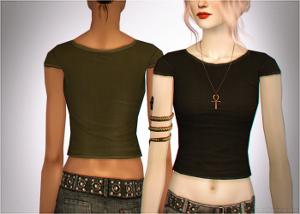 Повседневная одежда (топы, блузы, рубашки) - Страница 5 Image479