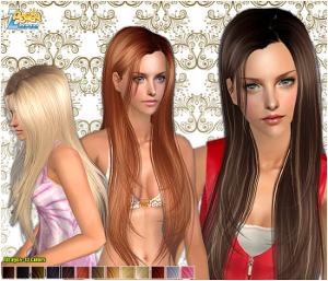 Женские прически (длинные волосы) Image490