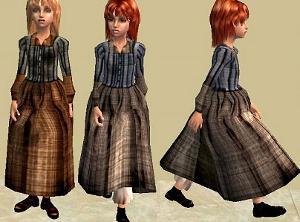 Старинные, восточные наряды, костюмы Image594