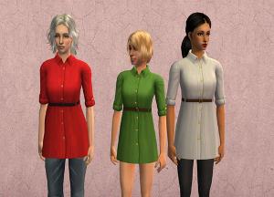 Повседневная одежда (топы, блузы, рубашки) - Страница 6 Image680
