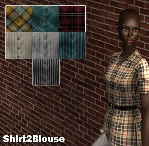 Повседневная одежда (топы, блузы, рубашки) - Страница 6 Image957