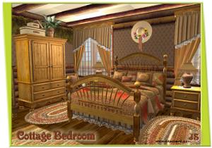 Спальни, кровати (антиквариат, винтаж) Image991