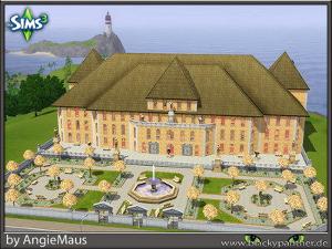 Замки, дворцы - Страница 2 Image_26