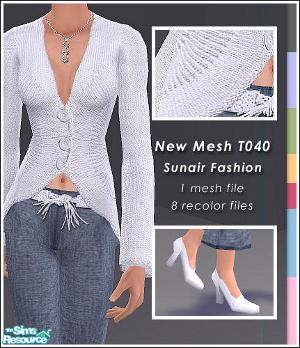 Повседневная одежда (комплекты с брюками, шортами) Sunair10