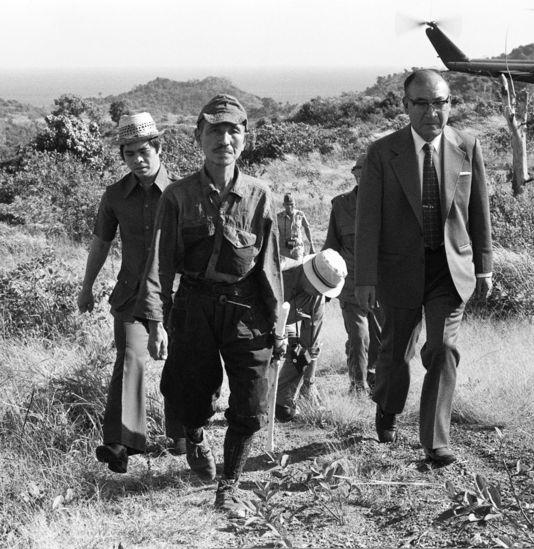 Décès d'un soldat japonais qui avait combattu jusqu'en...1974 43498110