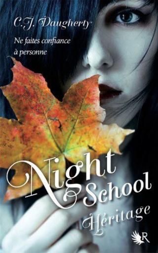 """""""Night School tome 2"""" --> Livre voyageur 30436810"""