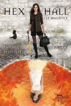 """Hex Hall tome 2"" --> Livre voyageur Hex-ha10"