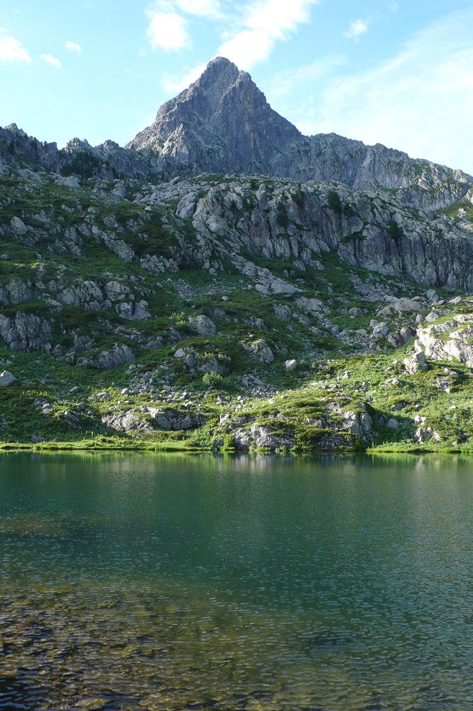 Visite dans le Parco naturale Alpi Marittime 22/07 L1300610