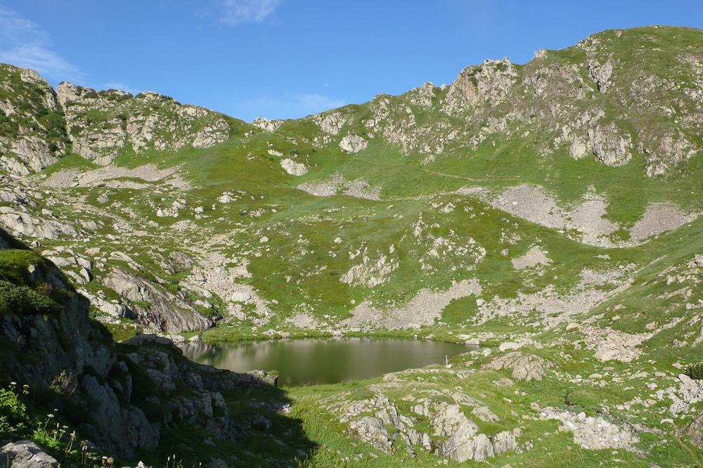 Visite dans le Parco naturale Alpi Marittime 22/07 L1300611