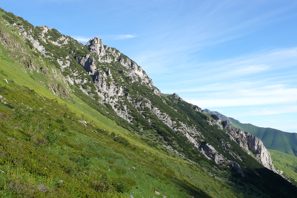 Visite dans le Parco naturale Alpi Marittime 22/07 L1300613