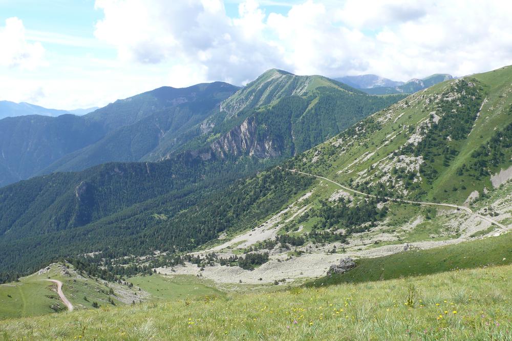 Visite dans le Parco naturale Alpi Marittime 22/07 L1300619