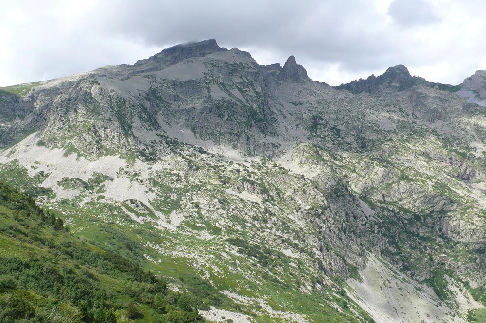 Visite dans le Parco naturale Alpi Marittime 22/07 L1300621