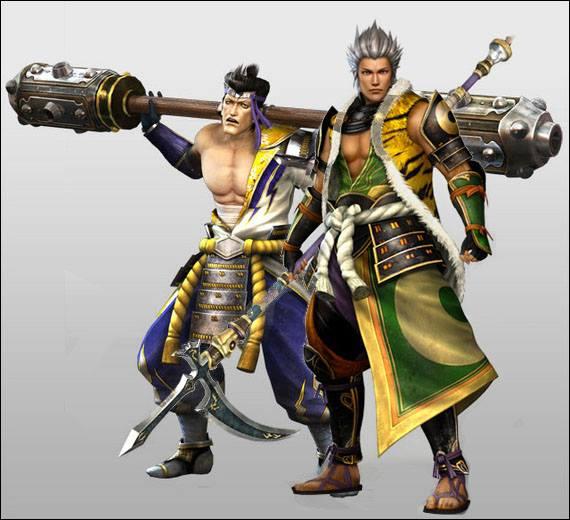 Les traîtres de Sekigahara ! 16544610