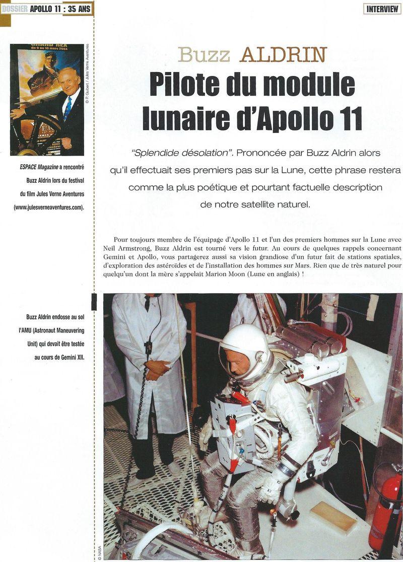 """Edwin """"Buzz"""" Aldrin 04070010"""