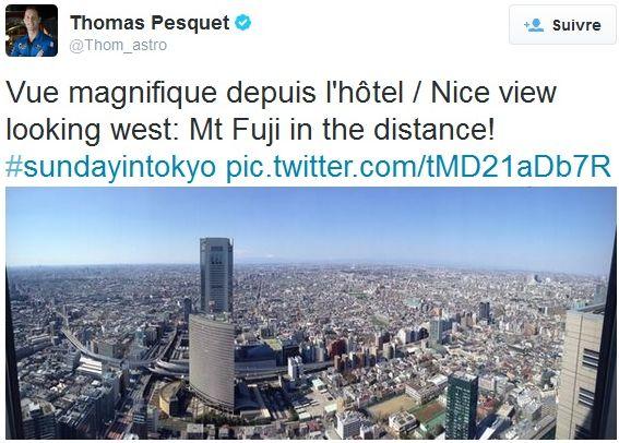 Thomas Pesquet : une âme d'explorateur - Page 2 14032210