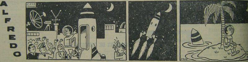 Dessins humoristiques sur l'espace 61041210