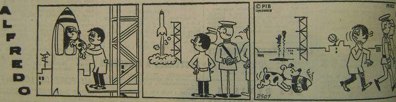 Dessins humoristiques sur l'espace 61042010