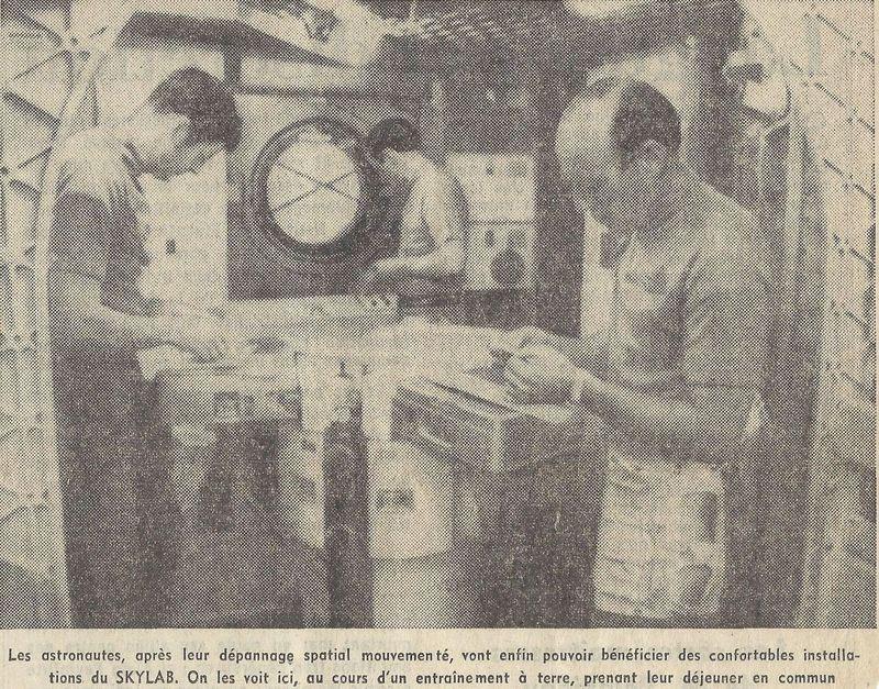 14 mai 1973 - Skylab - Seule station spatiale américaine - Page 2 71052812