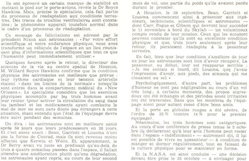 14 mai 1973 - Skylab - Seule station spatiale américaine - Page 2 73101312