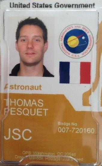 Thomas Pesquet : une âme d'explorateur - Page 2 Badge-10