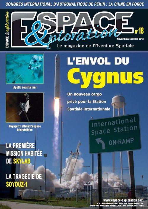 Espace & Exploration n°18 - L'envol du Cygnus  Ee18_c10