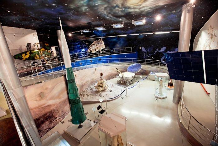 Musée Mémorial d'astronautique de Moscou Museum11
