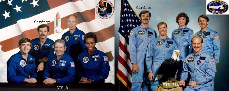 Disparition de l'astronaute Dale Gardner Panora19