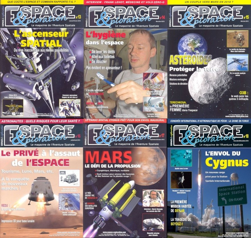Espace & Exploration n°18 - L'envol du Cygnus  Planch10