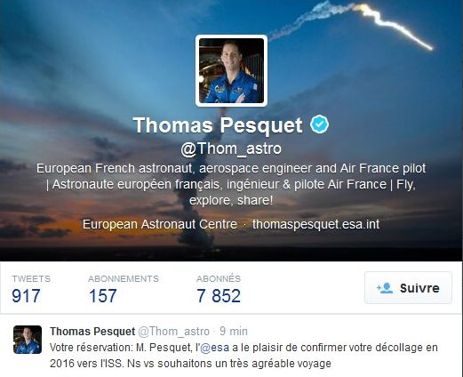 Thomas Pesquet : une âme d'explorateur - Page 2 Sans_t13