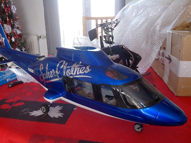 Agusta 109 - Maquette Format 450 Img_2013