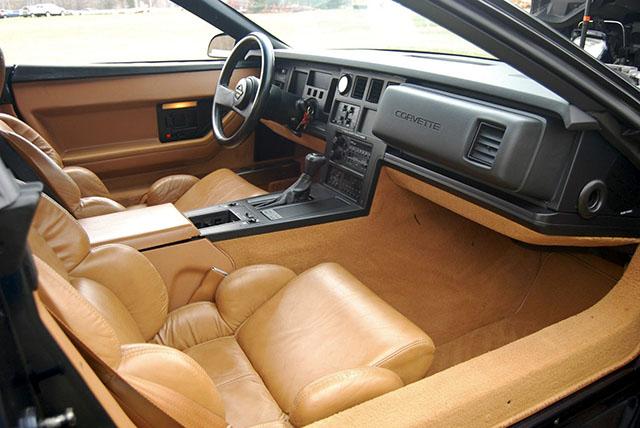 Seat Belts sur C4 1989-s10