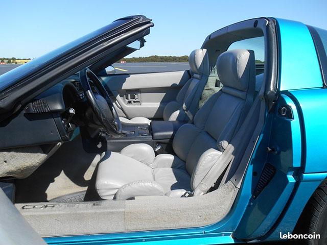 Seat Belts sur C4 1993-g10