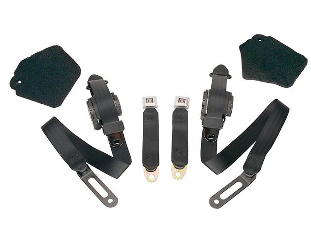 Seat Belts sur C4 Kit-no10