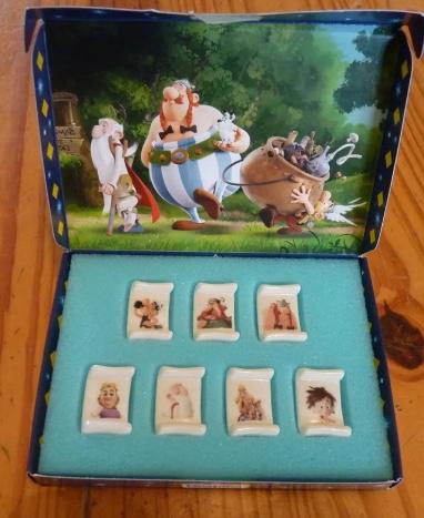 Fèves Pasquier 2019 - Astérix et le secret de la potion magique  3fc00f10