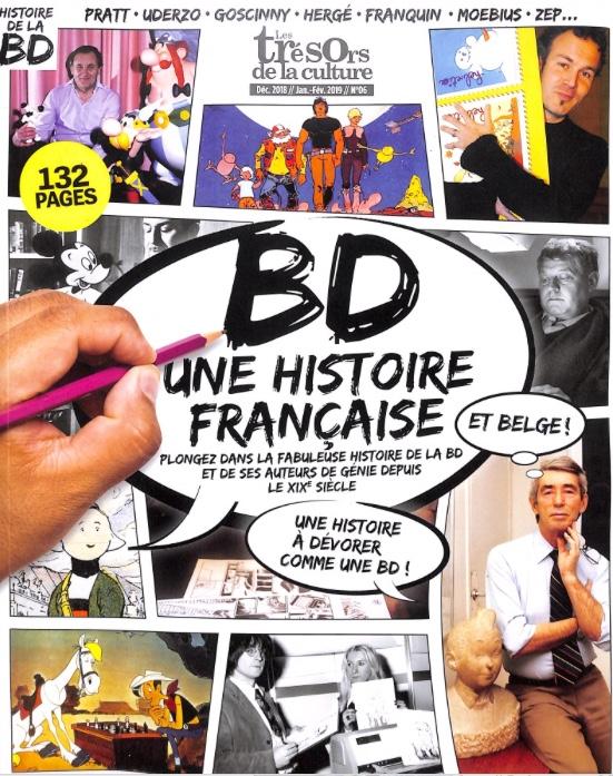 Revue «BD une histoire française» F009e410
