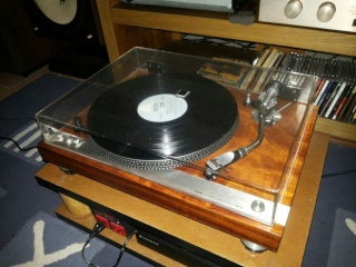 Micro Seiki Turntable model DD5 and Solid 5 - SOLD Tt110