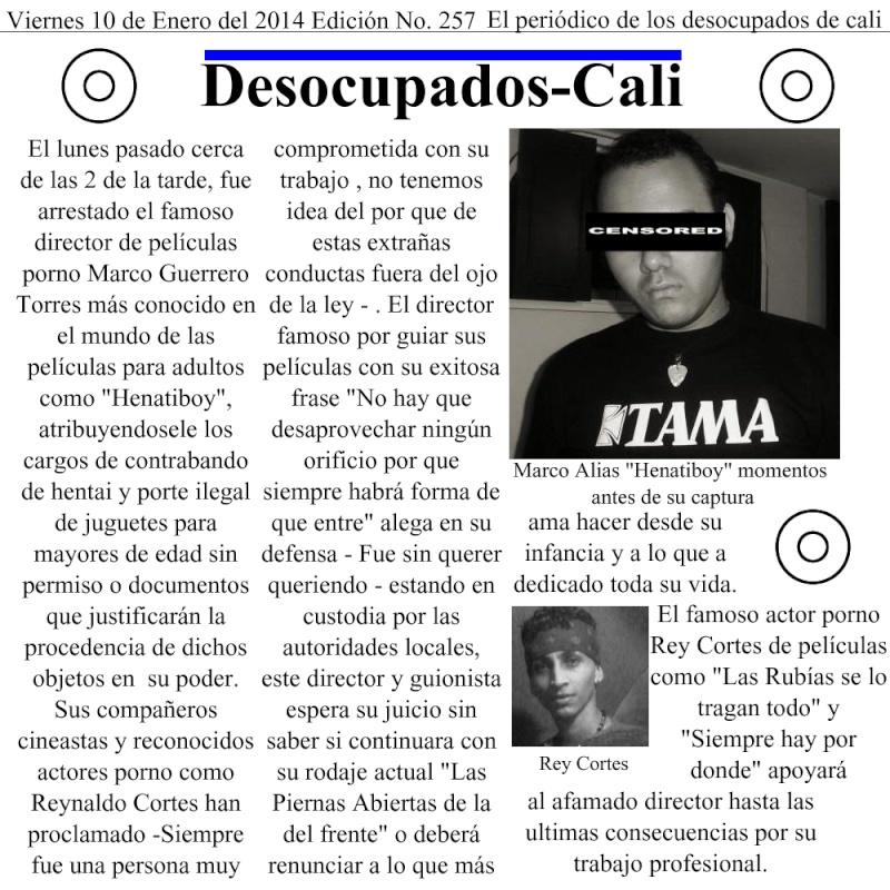 Periódico Desocupados-Cali Period10